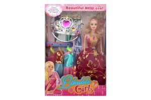 Набор игрушечный Кукла с аксессуарами D1