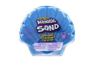Н-р для творчества Kinetic Sand Песок Ракушка гол