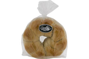 Spring Mill Bread Co. Bread Dinner Roll Ring Peasant White - 8 CT