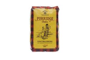 Хлопья овсяные Porridge Oats Зерновита м/у 500г