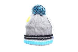 ESLI шапка дитяча 16С-8СП р.54 темно-синій