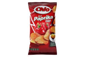 Чіпси картопляні зі смаком паприки Chio м/у 150г