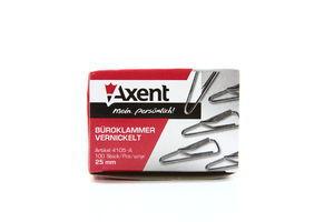Скріпки Axent 100шт 4105-А
