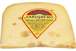 Jarlsberg Semi Soft Part-Skim Cheese Wheel