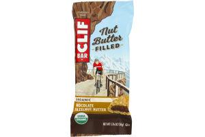 Clif Bar Nut Butter Filled Organic Chocolate Hazelnut Butter