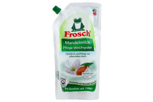 Ополаскиватель д/белья Миндальное молочко Frosch 1000мл