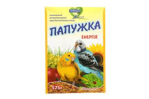 Корм сухий Папужка енергія Природа 575г