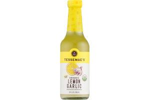 Tessemae's All Natural Dressing & Marinade Lemon Garlic