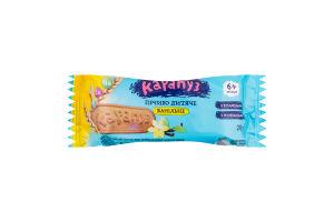 Печиво для дітей від 6міс ванільне Карапуз м/у 28г
