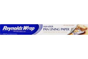 Reynolds Wrap Non-Stick Pan Lining Paper