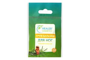 Крем-бальзам для ног Антиперспирант Healer Cosmetics 10г