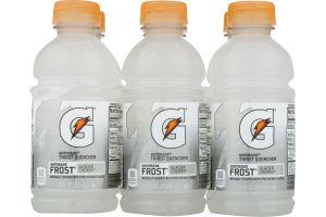 Gatorade Frost Thirst Quencher Glacier Cherry - 6 PK