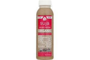 Suja Organic Renewal Step 3 Fruit & Almond Protein Drink Twilight Protein