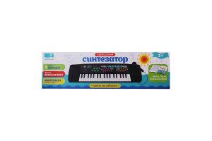 Іграшка для дітей від 3років №KI-3737-U Музичний синтезатор Країна Іграшок 1шт