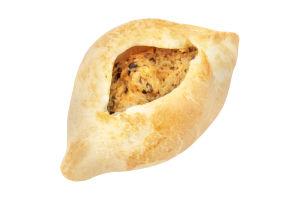 Пирожки открытые погача с картофелем и печеньюФора