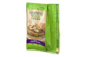 Morning Star Farms Veggie Burgers Garden Veggie 4 CT MorningStar