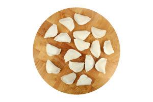 Вареники з картоплею по-селянськи 5 кг