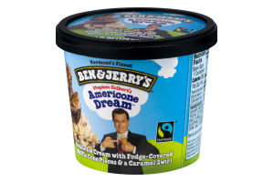 Ben Jerry S Ice Cream Stephen Colbert S Americone Dream Ben Jerry S 76840135554 Customers Reviews Listex Online American dream, east rutherford, new jersey. ben jerry s ice cream stephen colbert