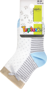 Шкарпетки дитячі Tuptusie 13-15 в асортименті