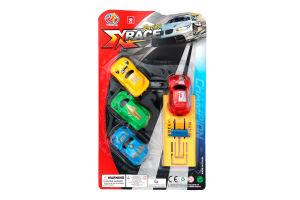 Набор игрушечная Катапульта с авто D2