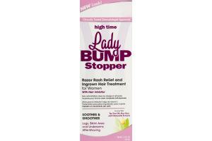High Time Lady Bump Stopper