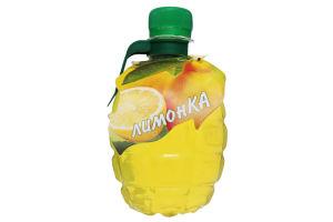 Напиток безалкогольный сокосодержащий среднегазированный Лимонка Криниця п/бут 0.33л