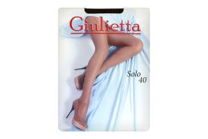 Колготи жіночі Giulietta Solo 40den 3-М nero