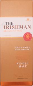 Виски The Irishman Single Malt в коробке