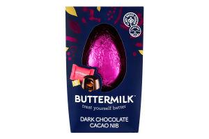 Яйцо шоколадное Buttermilk с какао бобами