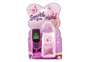 Набір ігровий для дітей від 3 років Телефон в Сумочці Sparkle Girlz Funville