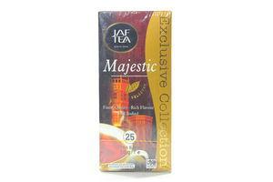 Чай чорний Majestic Jaftea 25*2г