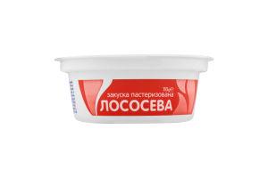 Закуска пастеризована лососева Водный мир п/у 110г