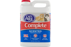 Cat's Pride Complete Scented Multi-Cat Scoop Litter