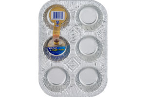 EZ Foil Muffin Pans - 2 CT