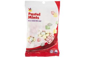 Ahold Pastel Mints Candy