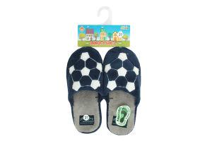 Тапочки комнатные детские №91852-АС Home Story 30-35