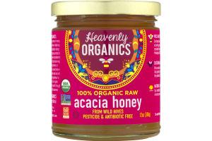 Heavenly Organics 100% Organic Raw Acacia Honey