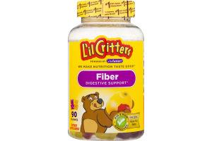 L'il Critters Fiber Digestive Support Gummies - 90 CT
