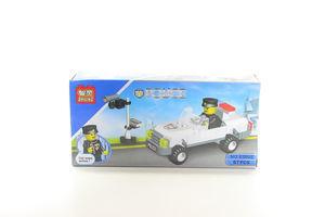 Іграшка конструктор E5001-12 12шт, у кор. 19*9*4,5см