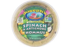 Joseph's Spinach & Artichoke Hommus
