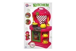 Набір іграшковий для дітей від 2років №2155 Kitchen 10 Технок 1 шт