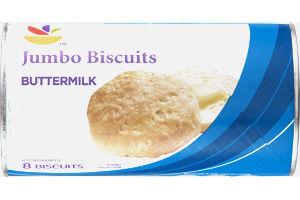 Ahold Biscuits Jumbo Buttermilk - 8 CT