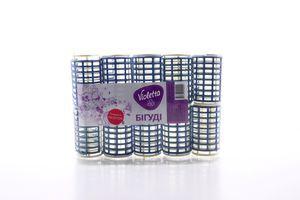 Бигуди пластиковые №104 34мм Violetta 10шт