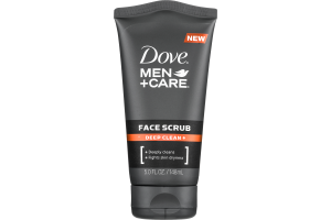 Dove Men+Care Face Scrub Deep Clean +