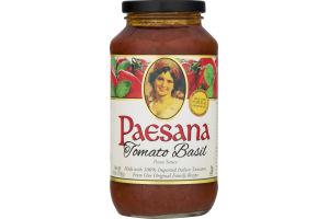 Paesana Pasta Sauce Tomato Basil