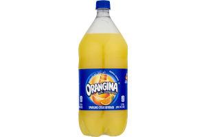 Orangina Sparkling Citrus Beverage With Pulp