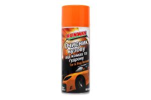 Очиститель кузова от насекомых и гудрона Runway 450мл