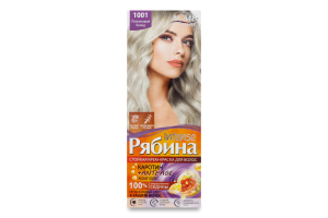 Крем-фарба для волосся Intense Рябина №1001 Acme Color 1шт