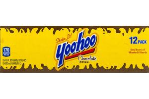 Yoo-hoo Chocolate Drink - 12 PK