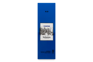 Коньяк 0.7л 40% ХО Vesper Delamain пл